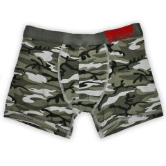 rodeoH Camo ButtonFly Boxer