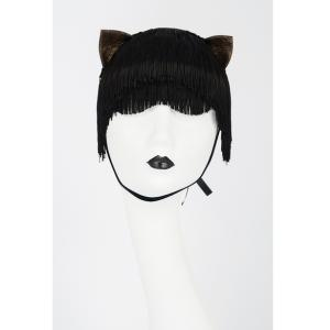 Special Kitten Mask Gold stitched