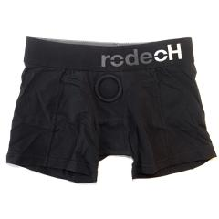RodeoH Black Biker Short Harness