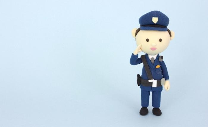 「警察官の考える、理想の痴漢被害者」