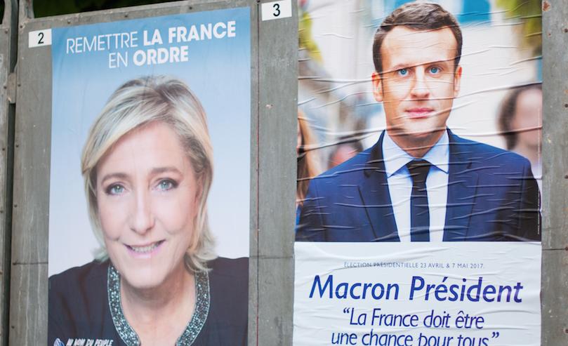 フランス大統領選、決選投票を待ちながら