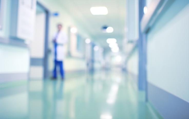 衝撃の病院
