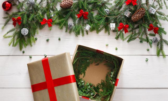 クリスマスプレゼントの中身