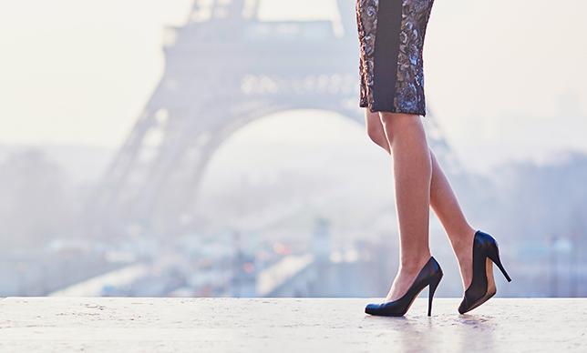 架空インタビュー 「フランス女性神話」