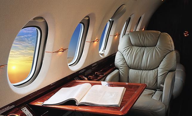 私は飛行機が好きだ