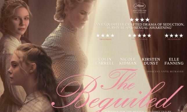 モヤモヤしながらも常に気になる監督、ソフィア・コッポラ「The Beguiled/ビガイルド 欲望のめざめ」