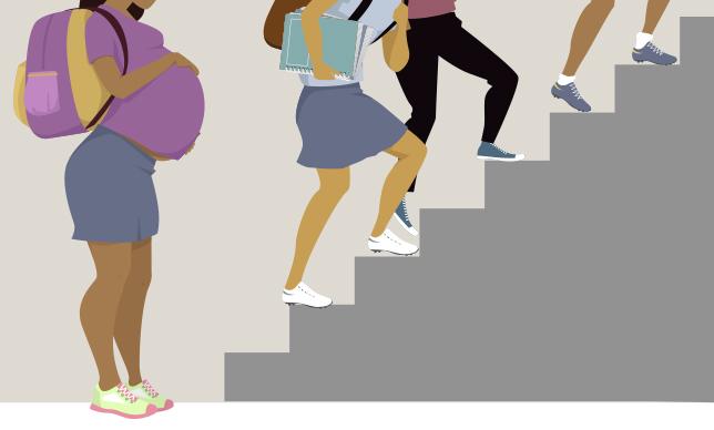 妊娠・出産を理由に生徒を学びの場から切り離さない