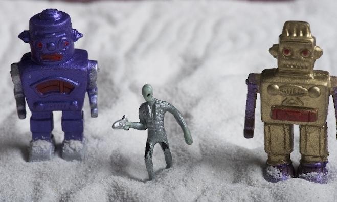 第18回「ロボットジジィ、皆さまご存じでしょうか?」