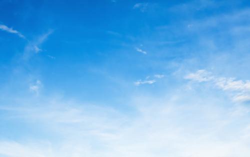 澄んだ空の未来をみたい