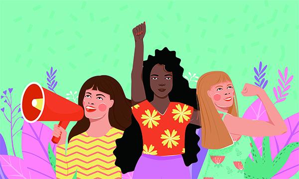 フェミニズムが小さくならたないために。大きな思想を希望を持って語ろう。