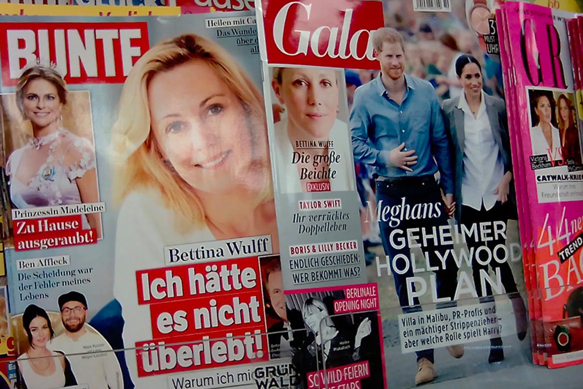 TALK ABOUT THE WORLD ドイツ編 ロイヤルへの憧れ