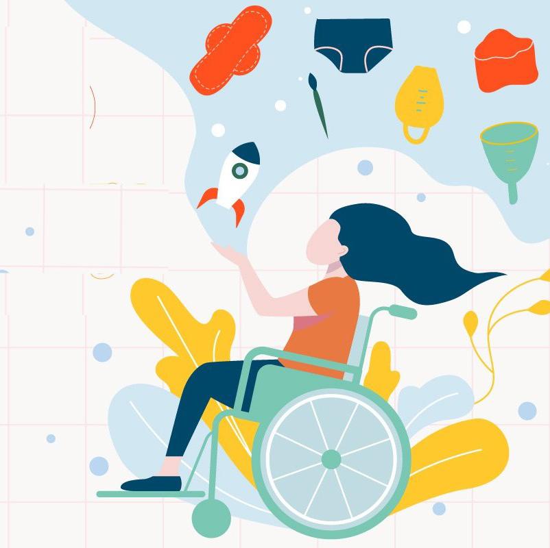 オンラインイベント「車椅子ユーザーが考える、生理用品・デリケートンケアの話」