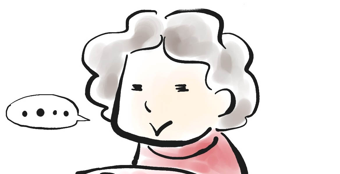 만화가 오오시마 후미코의 칼럼  주인 따위는 없어요!(4) 너무나 싫은 광경