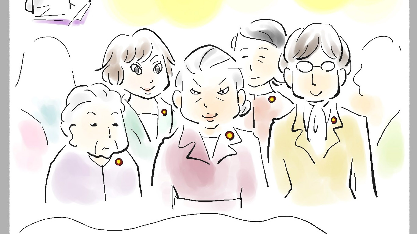 """만화가 오오시마 후미코의 칼럼 주인 따위는 없어요!(34)여성후보자가 """"만들어진"""" 법 女性候補者の""""作られ""""方"""